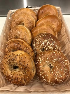 Bagel - Plain, Sesame, Multi Grain, Everything