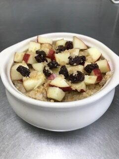 Orchard Oatmeal